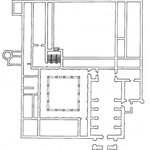 Plano del Convento de San Francisco