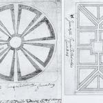 1619 Trazas para la decoración de la cúpula y el techo de la iglesia de la Compañía