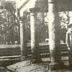 1890 Pórtico del Convento de Santa Clara