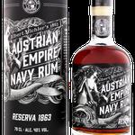 Austrian Empire Navy Rum 5 Jahre