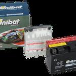 Unibat Wartungsfrei CTZ7S-BS (12 V 6 AH) (50616), Maße in mm :(LxBxH) 113x70x105, Gewicht : 1,7 kg, Batterieleistung im kalten Zustand(CCA): 130