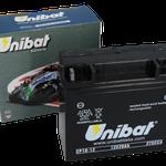 Unibat Wartungsfrei CP18-12 (12 V 18 AH), Maße in mm :(LxBxH) 181x76x167, Gewicht : 5,98 kg, Batterieleistung im kalten Zustand(CCA): 260
