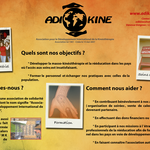 Affiche communication Adikiné