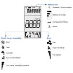 HumControl - Funktionen/Anzeigen