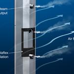 Rotasystem MultiSteam Dampfverteiler HD Isolationsaufbau