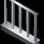 Rotasystem MultiSteam Dampfverteiler HD isoliert