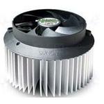 Aluminium-/Kupferkühler mit Gebläse aktive Kühlung