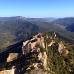 Château de Peyrepertuse - La Corbiere Vacances
