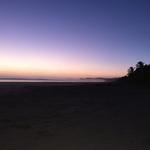 Sonnenuntergang vor El Barco