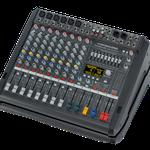 DYNACORD Mixer (Abb. abweichend vom Orig.) Mixer mit Crossfader