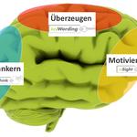Grünes Gehirn von Rücken College