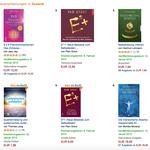 Bereits am ersten Tag hat die Druckversion von 8 x 8 Premiumintentionen die Bestsellerlisten in Esoterik auf Amazon gestürmt!