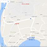 弓ヶ浜 攻略MAP