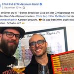 virtuelles Biertasting und Bierseminare - live und digital - biersommelier.berlin - Biersommelier Karsten Morschett - RadioFM