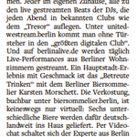 virtuelles Biertasting und live Bierverkostung - biersommelier.berlin - Biersommelier Karsten Morschett - Welt
