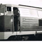 SP45-225 na dworcu Jelenia Góra ok 1985, ze zb Filipowicza