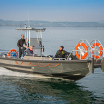Lake Explorer - Action auf dem Bodensee