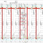 Projekt Gewerbeflächen  (Abteile + Nebenräume)