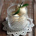 桃のパルフェ
