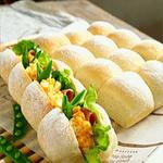 16、白パンのちぎりパン