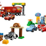 CD35 Cars raceset