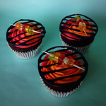 Barbecue cupcakes, lekker zomers