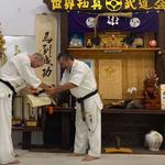 Shihan Klaus Ming, Kancho Pedro Roiz, Präsident WKB