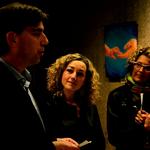 Presentazione a cura della critica dell'arte Emanuela Rindi, in presenza del Vice Direttore dell'Ospedale Civico di Lugano Sig. Pierluigi Lurà