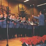 Dirigent Roland Gärtner