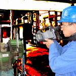 Gasleckortung in der Chemieindustrie