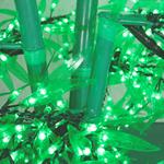 светодиодный бамбук