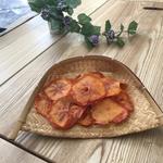 柔らかめ柿チップス
