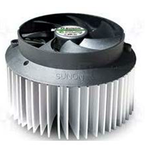 Aluminium with fan