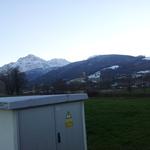 Staufengebirge mit Aufhamer Wald