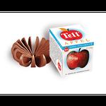 Tell Apfel Edel-Vollmilchschokolade, 150g