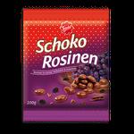 Friedel Schoko Rosinen, 200g