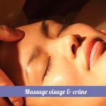 Massage visage & crâne