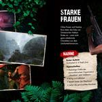 Sales Folder für ein PlayStation-Spiel, im Auftrag der semper smile Werbeagentur