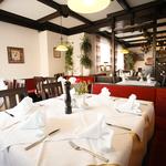 Restaurant Il Quadrifoglio Innenansicht