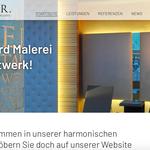 Eberhöfer Horst, azienda di pittura - design del sito web