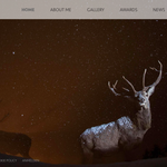 Eberhöfer Horst, Wildlife Photographer - Design der Website
