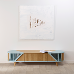 TV CABINET LATITUDE COLLECTION / SOLID OAK