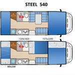 McLouis Steel 540 Reisemobile Schmidt