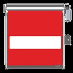 PVC-Schnelllauftor high vision