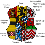 Allianzwappen Carl Theodors