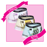 HB UOMO Pack 8 - 50, 20 en 10 euro