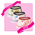 HB UOMO Pack 5 - 50, 200 en 10 euro