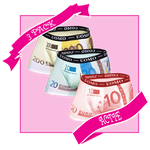 HB UOMO Pack 7 - 50, 20 en 10 euro