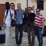 con Gianni Iorio