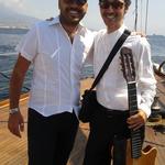 con Luigi Tirozzi